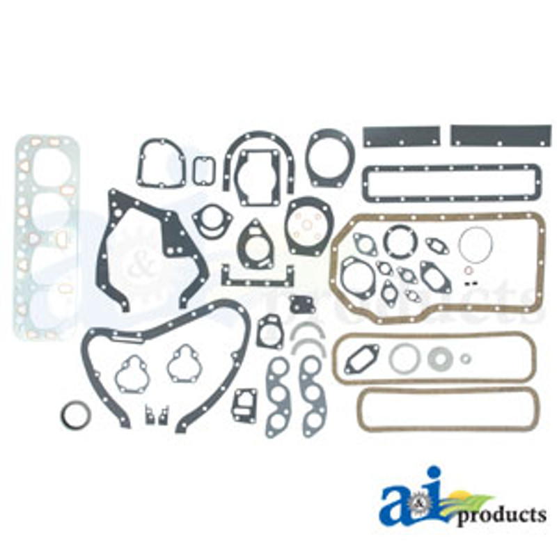Engine gasket set M,SM