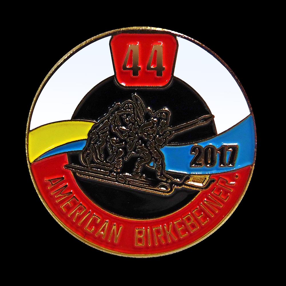 2017 Pin