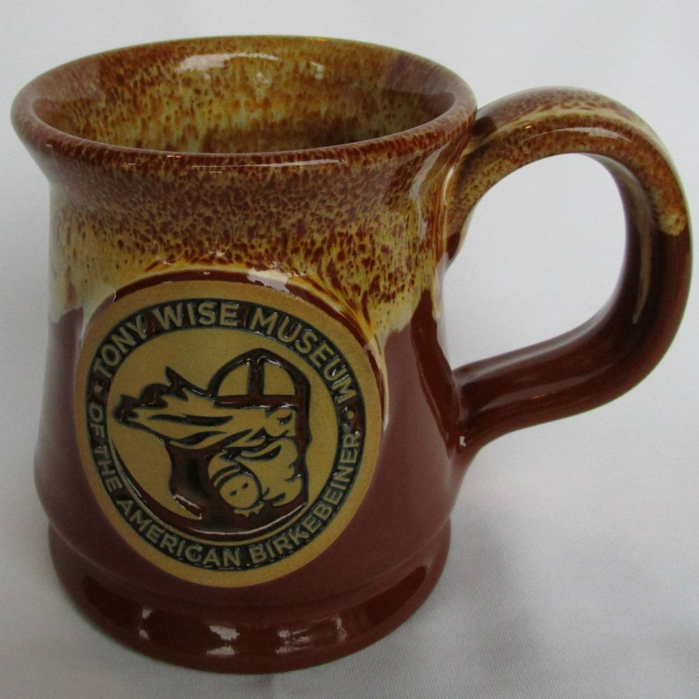 Footed Museum Mug