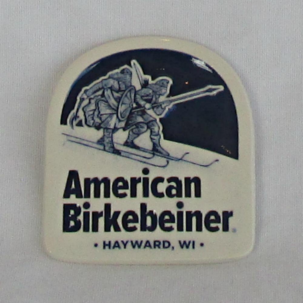 Magnet - Ceramic Birkie