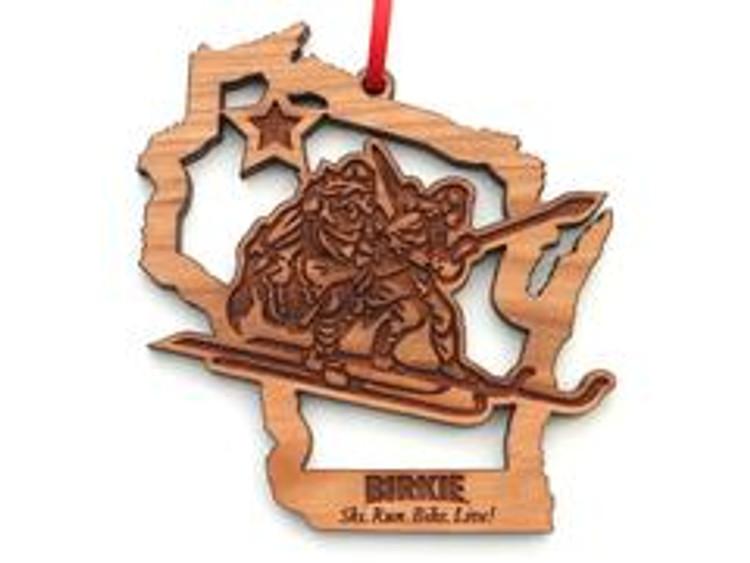 Ornament - WI Warrior