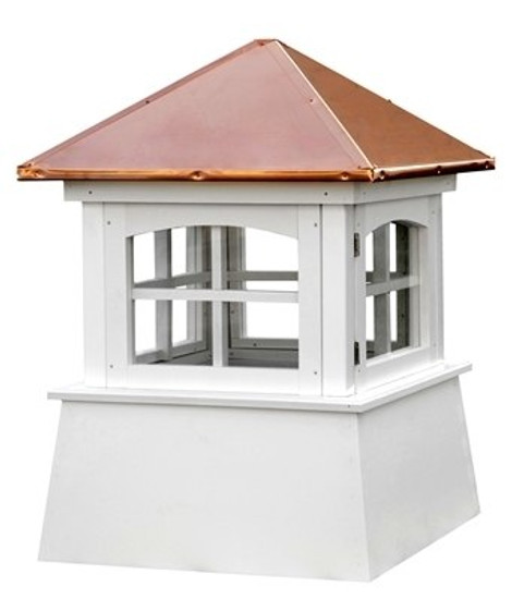 Windowed Trenton Cupolas