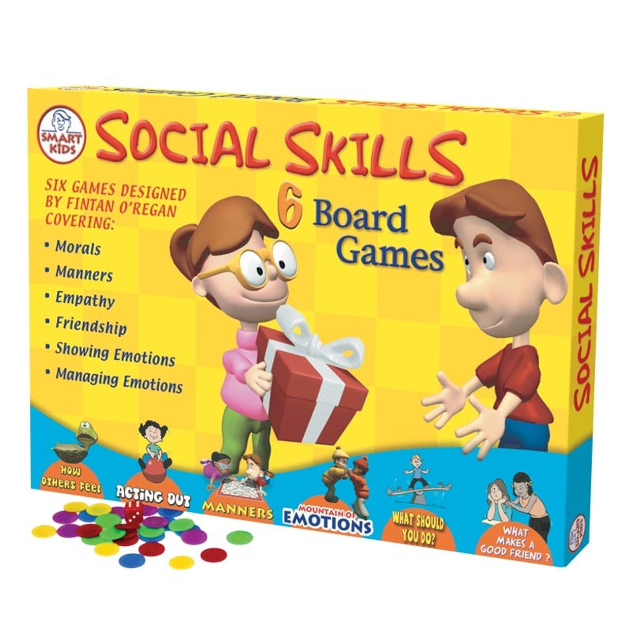 Smart Kids Social Skills Games for Children with Autism