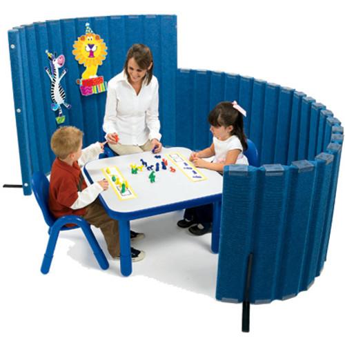 Large Sound Sponge Quiet Room Divider Autism Classroom Furniture