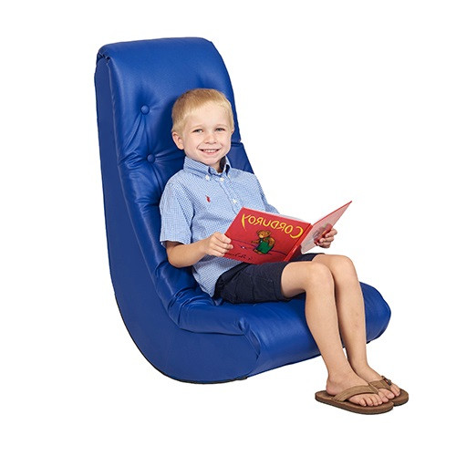 Soft Rocker Sensory Chair For Autism Amp Sensory Rooms