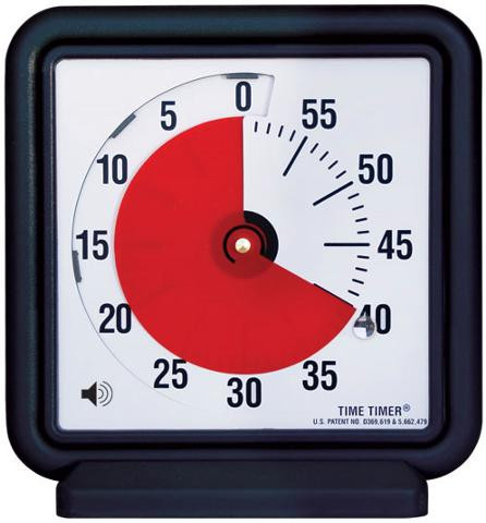 audible time timer 12 visual countdown classroom timer