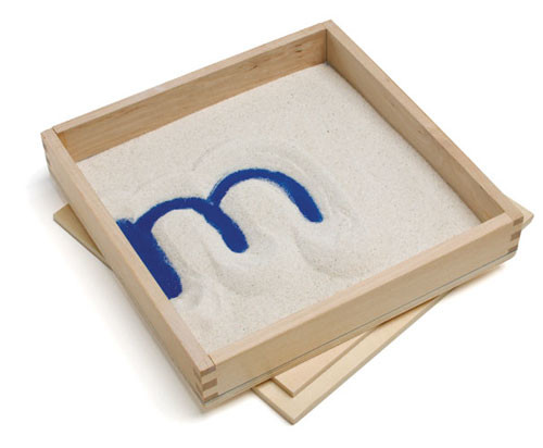 Letter Formation Sand Tray Sensory Amp Ot For Special Needs