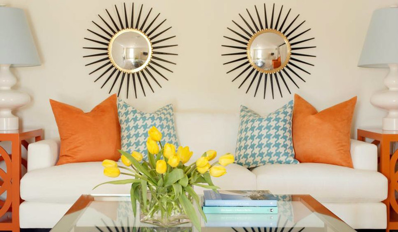 Five Ways to Decorate with Mirrors