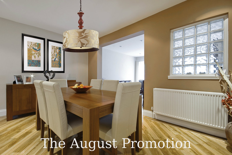 Three Tips to Lighting Your Dining Room