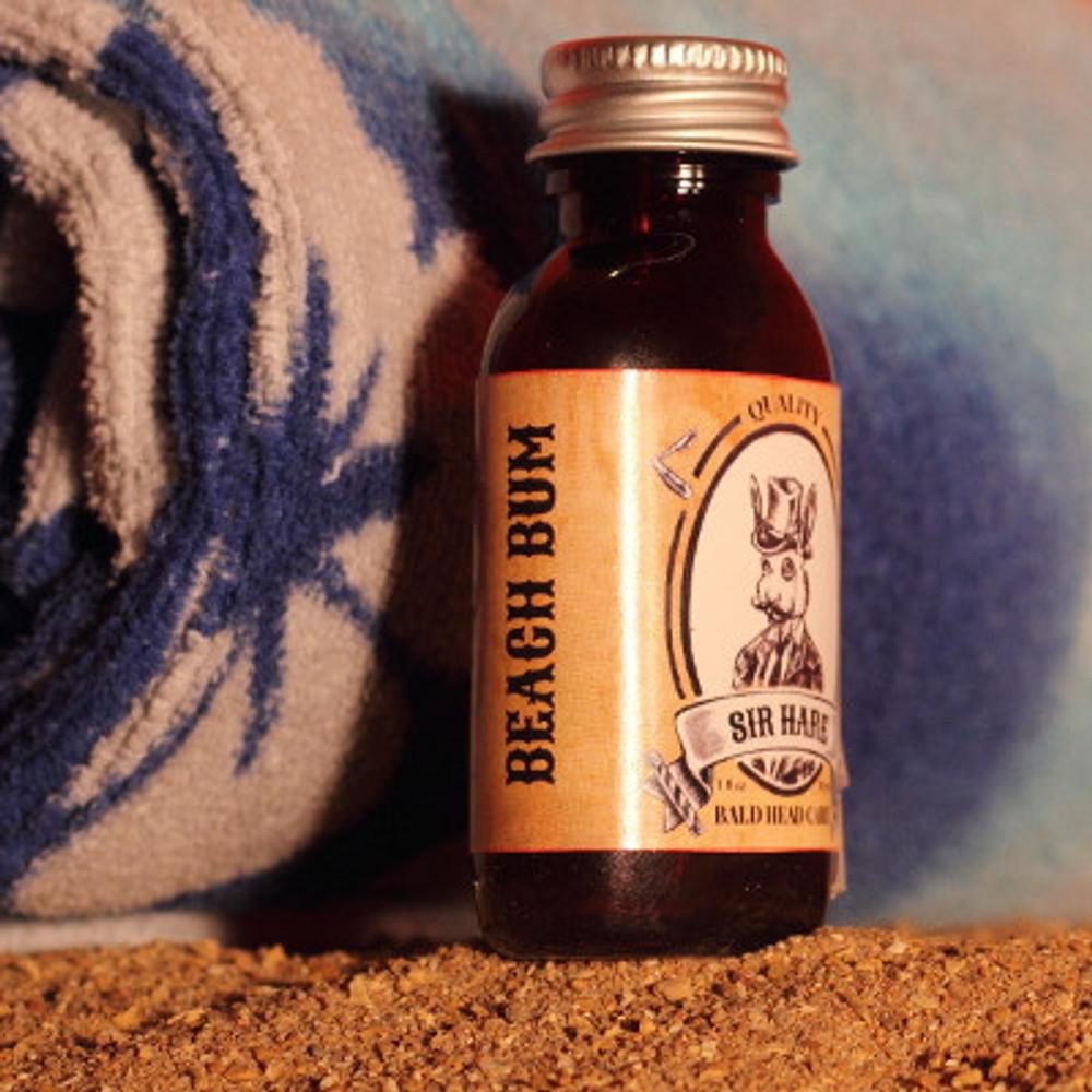 Sir Hare - Beach Bum - Head Shaving Oil
