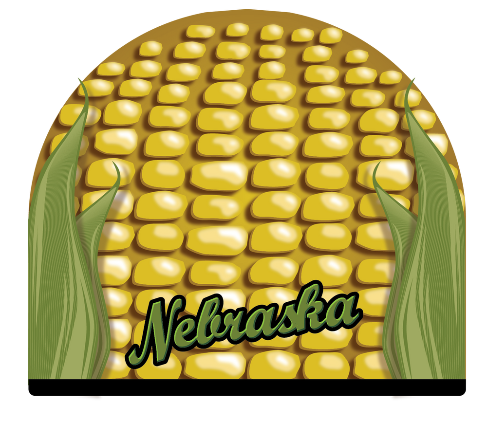 "Beanie - ""Corn Head"" By American Mills"