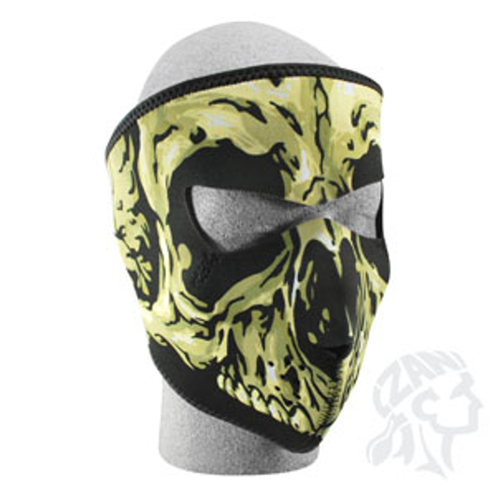 Skull - Neoprene Face Mask