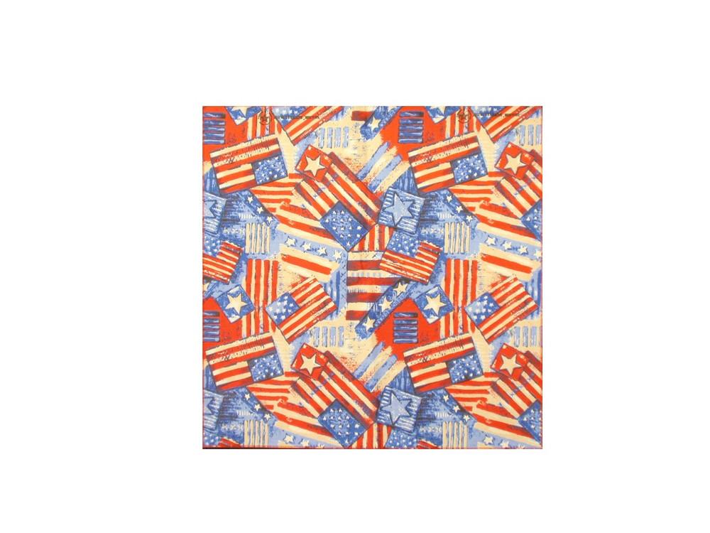 Multi US Flag