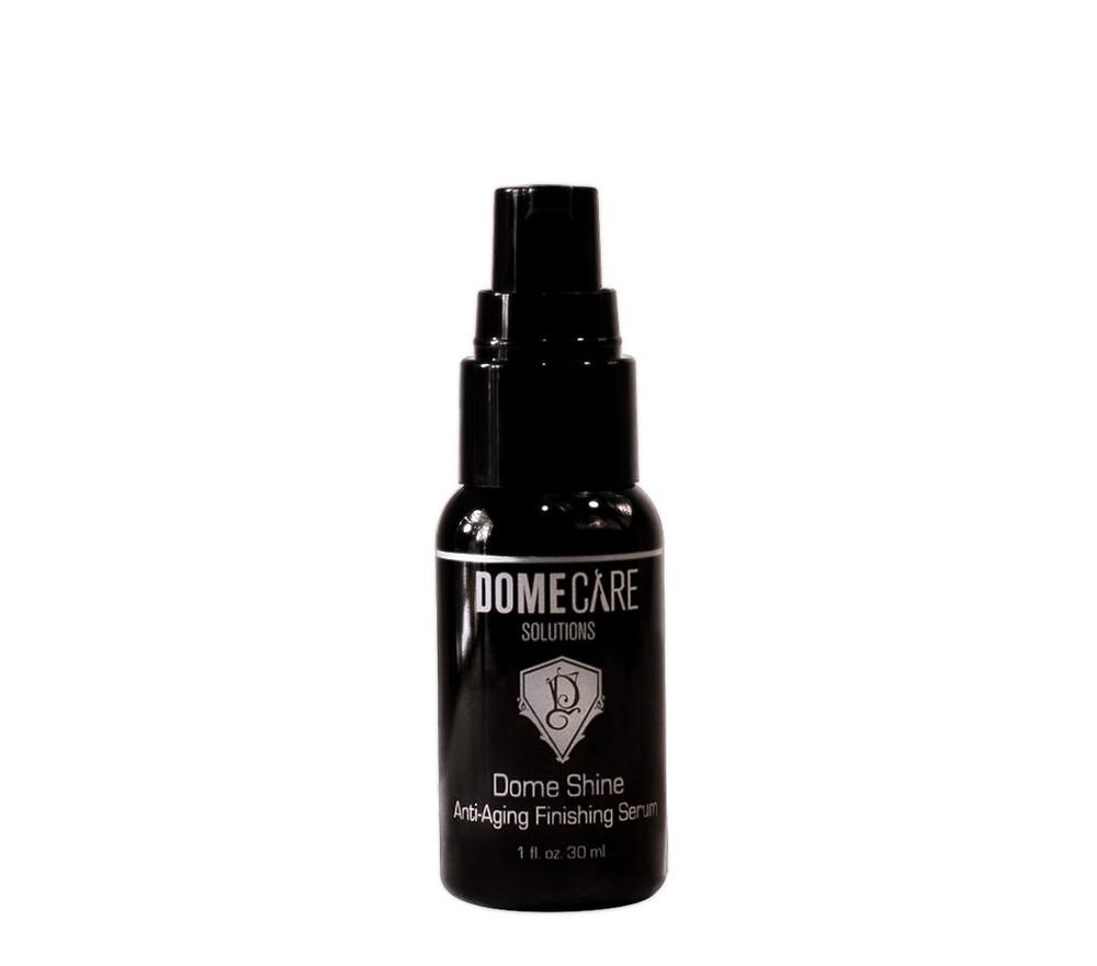 DomeCare Dome Shine - Anti-Aging Finishing Serum - 1 fl.oz. - Pump