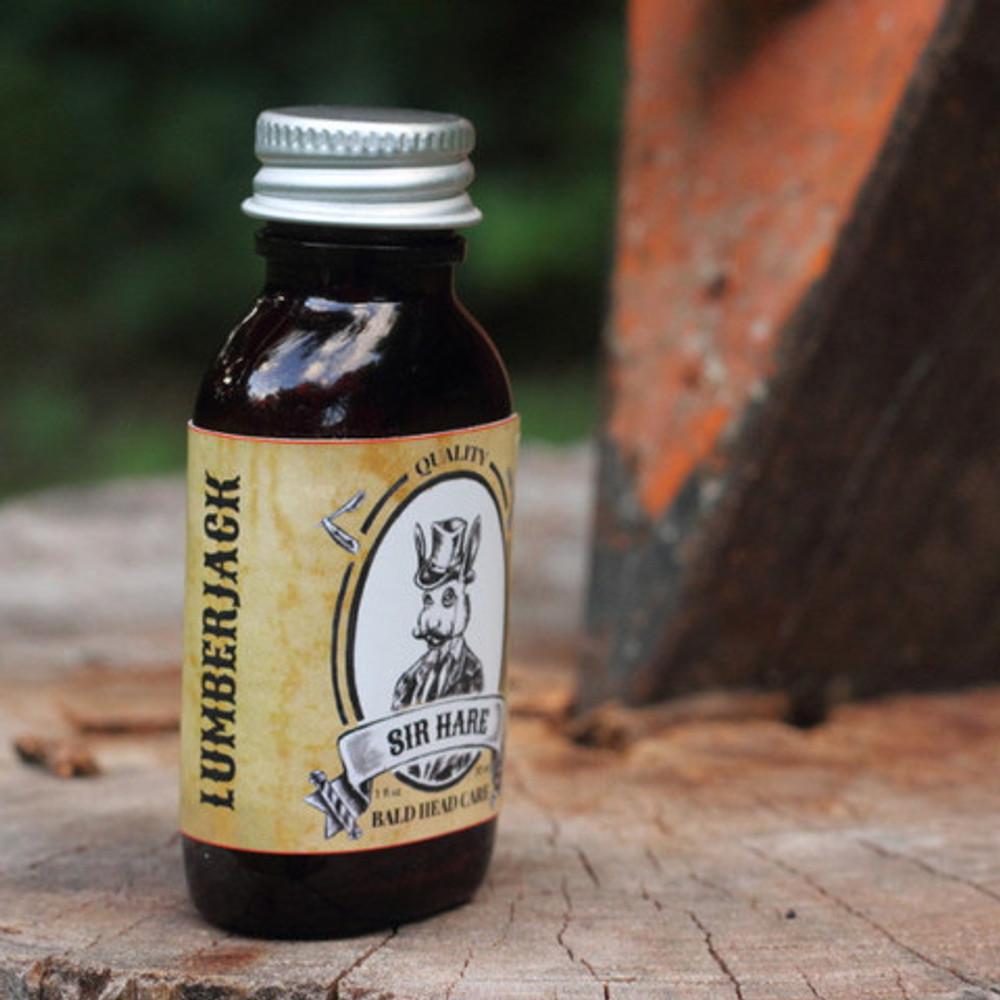 Sir Hare - LumberJack - Head Shaving Oil
