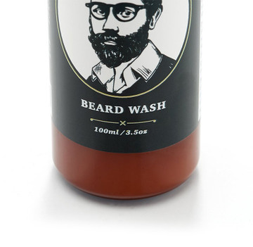 Beard Wash By Percy Nobleman
