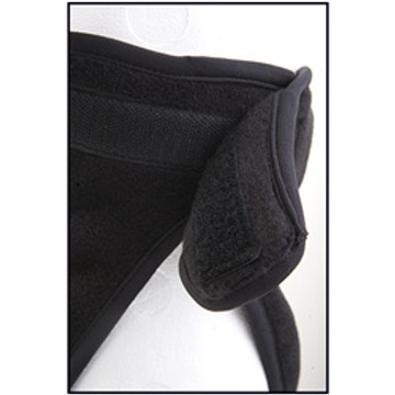 Facemask - Fleece - With Velcro Closure - Schampa