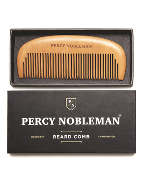 Beard Comb By Percy Nobleman
