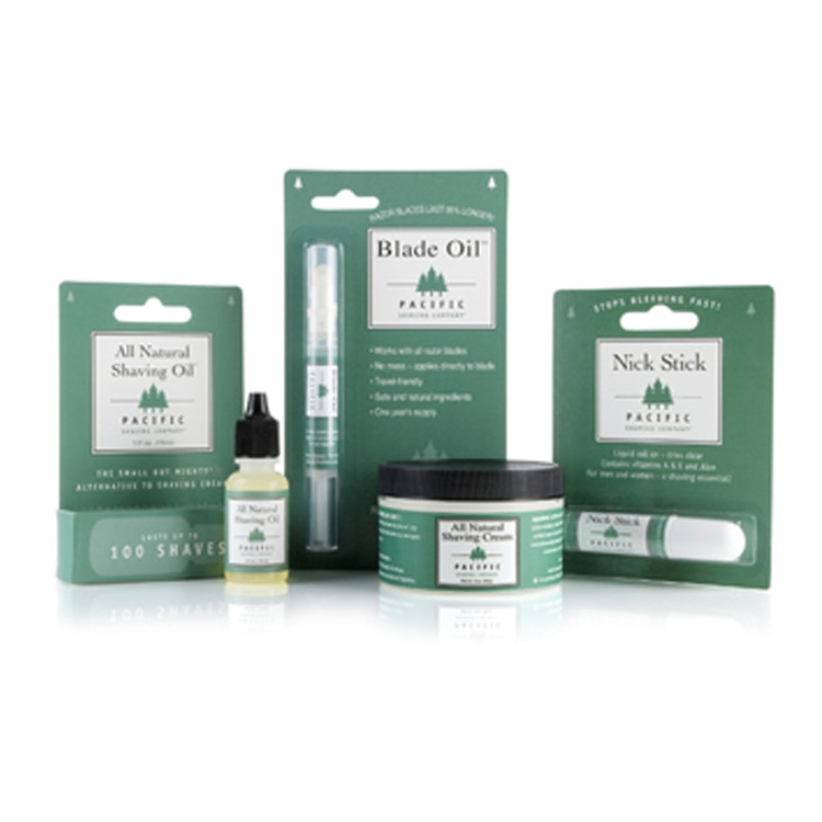 Shaving Gift Pack - Pacific Shaving Company