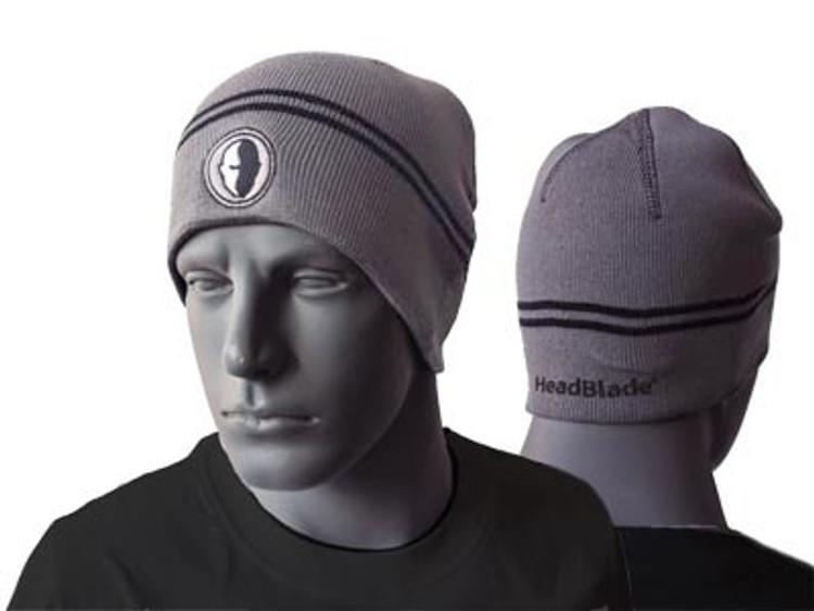 HeadBlade - Grey Beenie