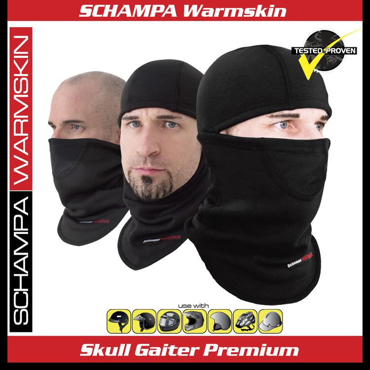 Schampa's Skull Gaiter Premium