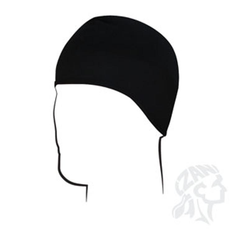 Helmet Liner, Vented, Coolmax, Black