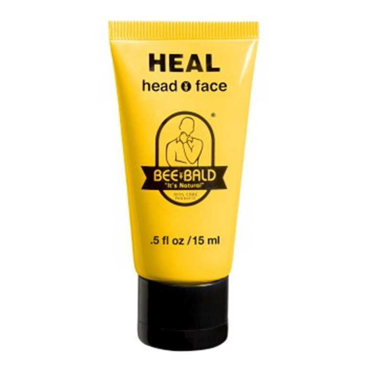 BEE BALD HEAL TRAVEL SIZE- .5 oz. Tube