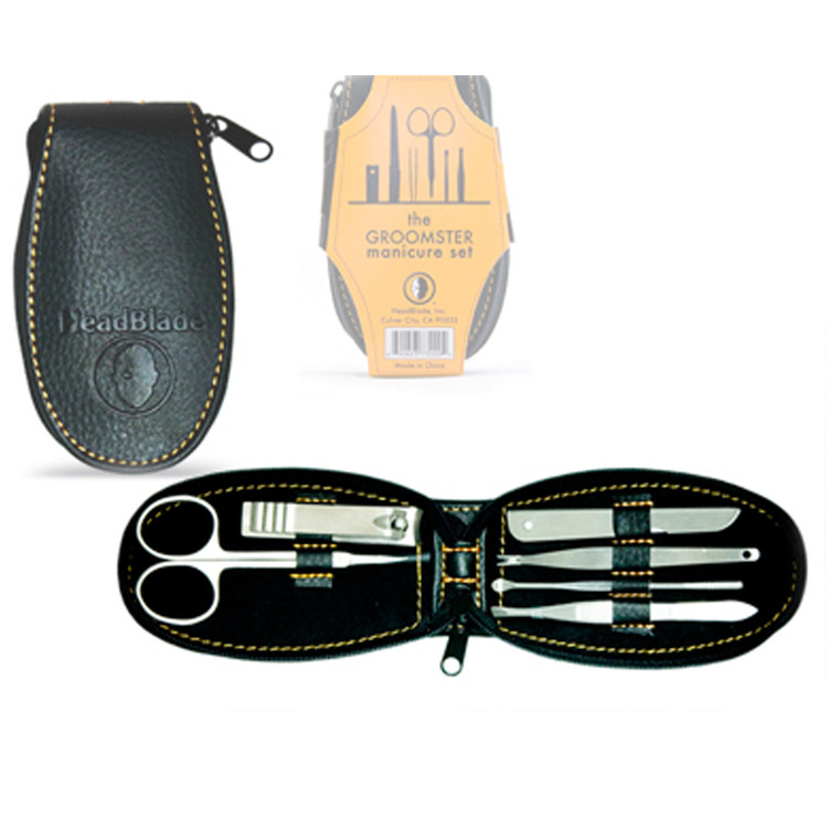 HeadBlade Groomster Manicure Set
