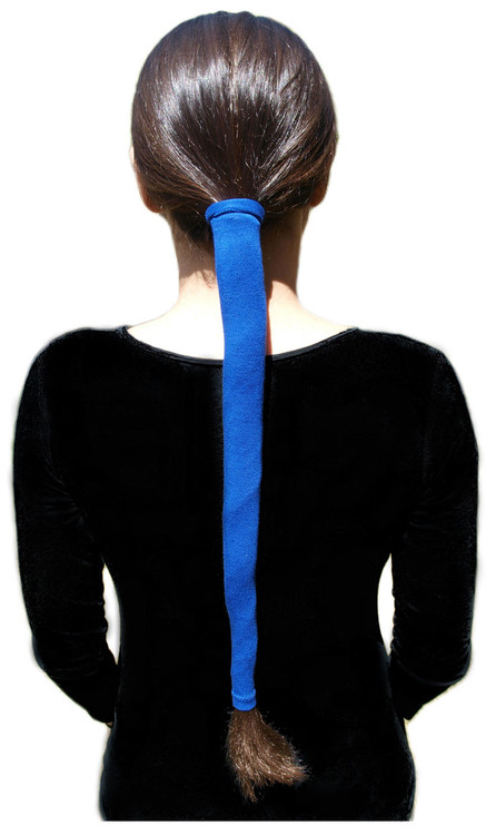 Wrapter Pony Tail Wrap - Blue