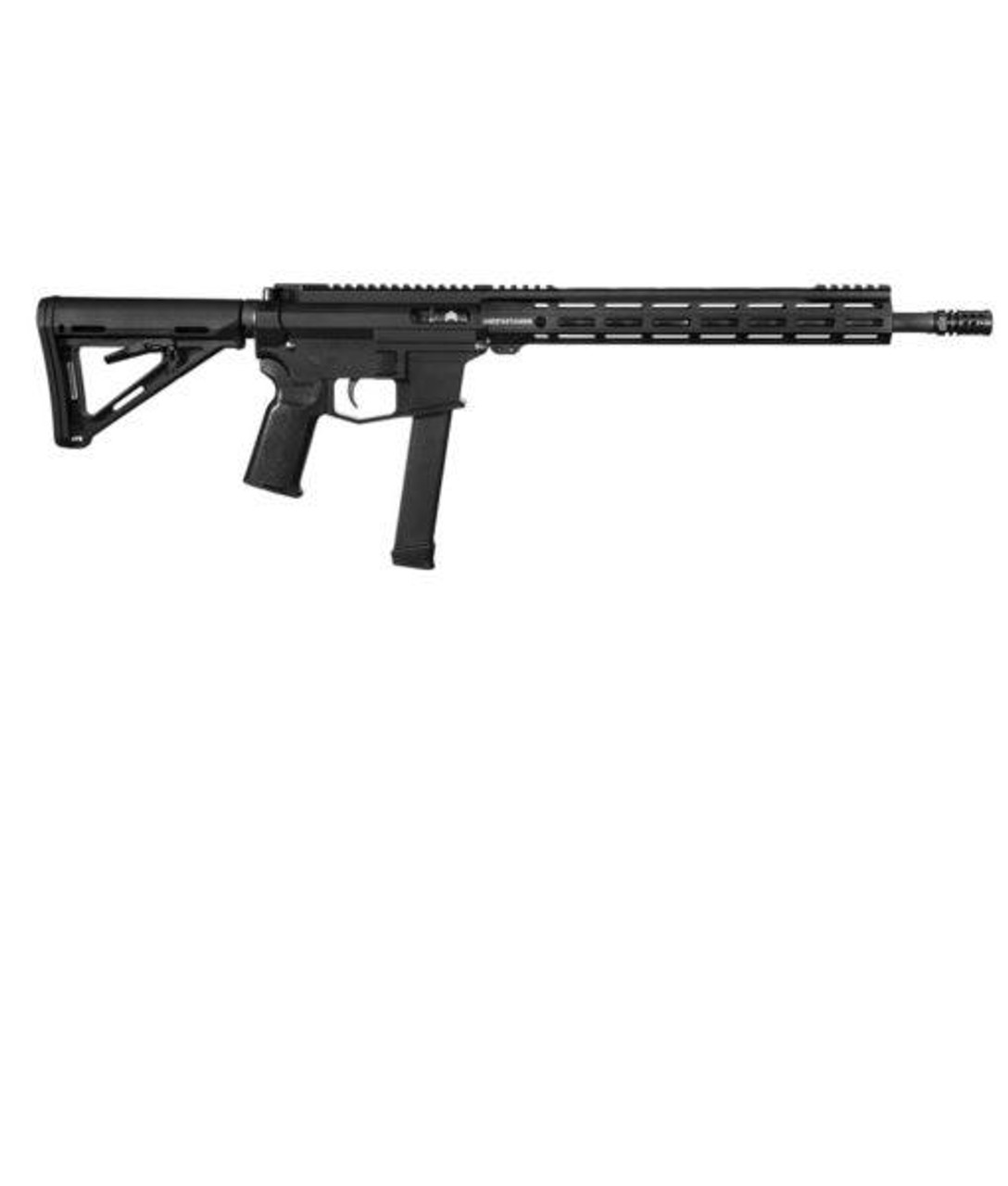 "Angstadt Arms UDP-9 Rifle 9x19mm 16"" M-LOK Magpul Stock Black"