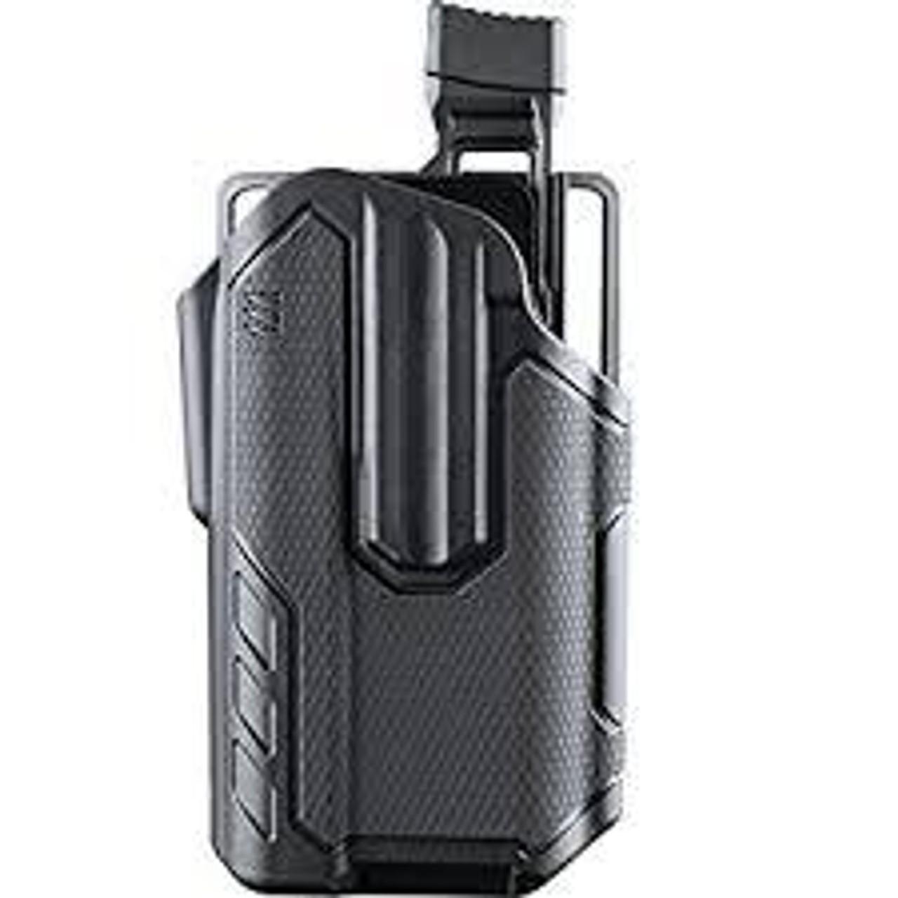 BLACKHAWK - Omnivore Multi fit Holster for Most Handguns with Surefire X-300 Light Grey/Black