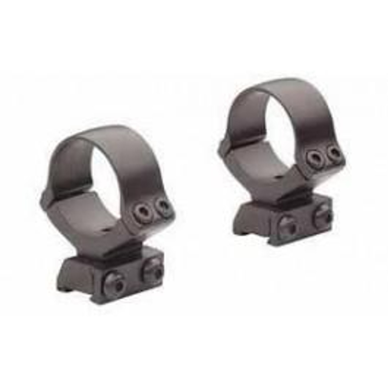 CZ Scope Ring Mount for CZ 452/453/455/512, Steel, 30mm Scope Mounts, Integrated Base & Rings