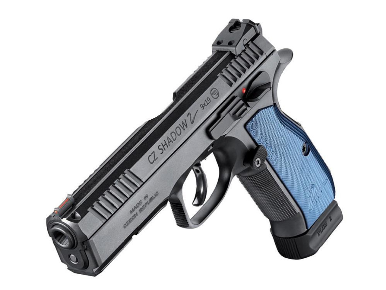 "CZ Shadow 2 9mm, 4.7"" Barrel"