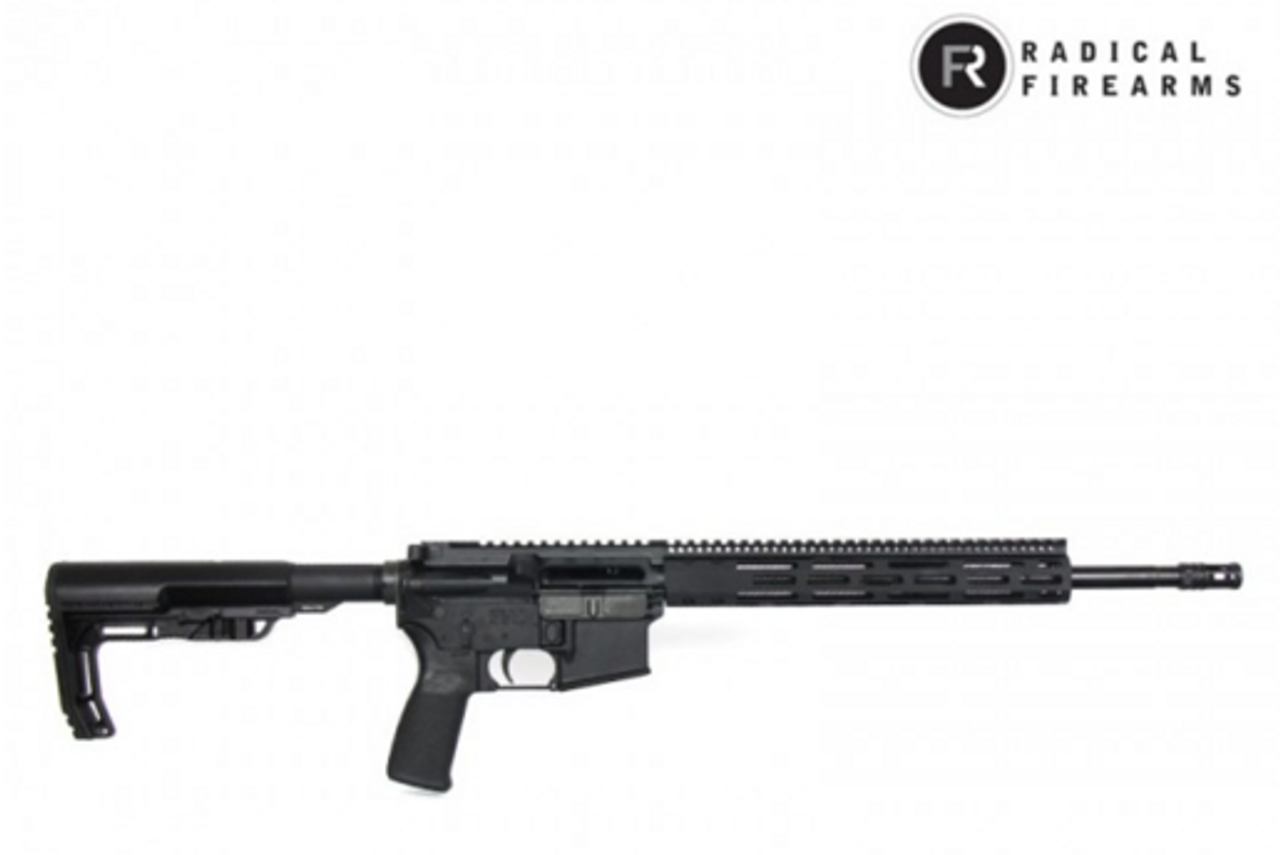 """Radical Firearms Forged Mil-Spec Rifle with 12"""" FCR MLOK Rail - 5.56 NATO, 16"""""""