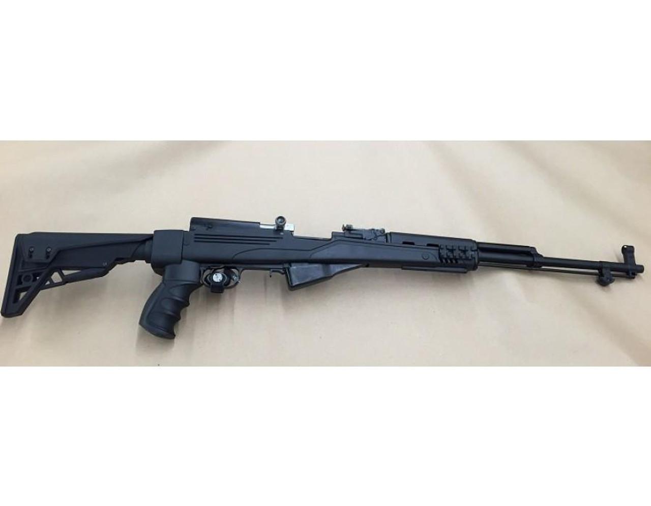 Soviet SKS Rifle 7.62x39 with ATI Folding Stock, No Bayonet