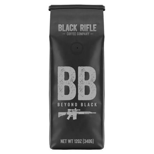 Black Rifle Coffee - BEYOND BLACK COFFEE BLEND