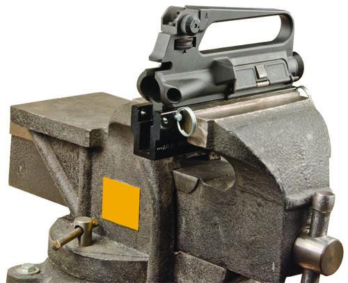 Delta Series AR Upper / Pic Rail Vise Block