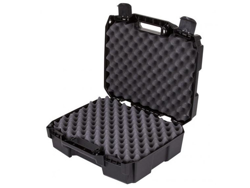 Flambeau Tactical Series Double Deep Pistol Case - Black 1511DDP