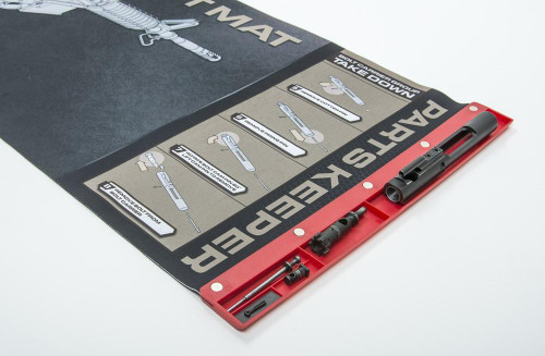 Real Avid AR-15 Smart Cleaning Mat