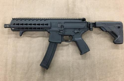 Sig Sauer MPX SBR Gen2 Semi-Auto Pistol Version 9mm 5 Rounds