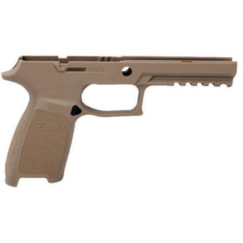 SIG Sauer P320/P250 Full Sized Grip Module 9mm/.40/.357 OEM Frame Grip Polymer FDE