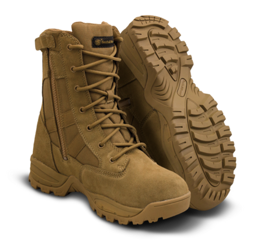 "SMITH & WESSON - BREACH 2.0 8"" WATERPROOF SIDE ZIP BOOTS"