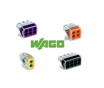 Wago 773-102 Series 2 Lever Terminal Electric Wire Connectors