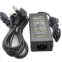 12V 6Amp CCTV Power Supply 72Watts 4 Ways Power Splitter For CCTV Camera