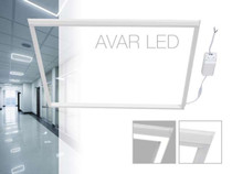 40W Ceiling Suspended Recessed LED Frame White Light Office