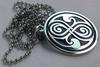 Seal of Gallifrey (Rassilon) Pendant