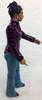 Action Figure - MARTHA JONES (Freema Agyeman) Companion - Unpackaged