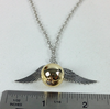 Golden Snitch Pendant