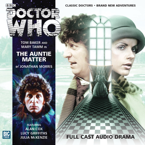 The 4th Doctor Stories #2.1 - The Auntie Matter - Big Finish Audio CD