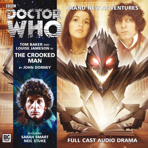 The 4th Doctor Stories #3.3 - The Crooked Man - Big Finish Audio CD